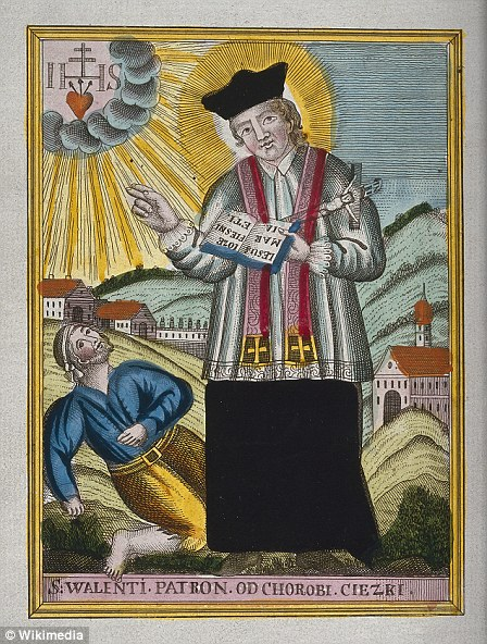 Saint Valentine's life is largely shrouded in mystery, but tradition holds he was a clergyman who was killed in 273 AD