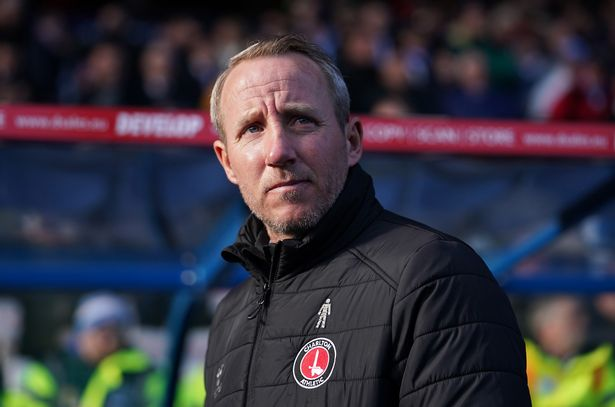 Lee Bowyer during his Charlton tenure