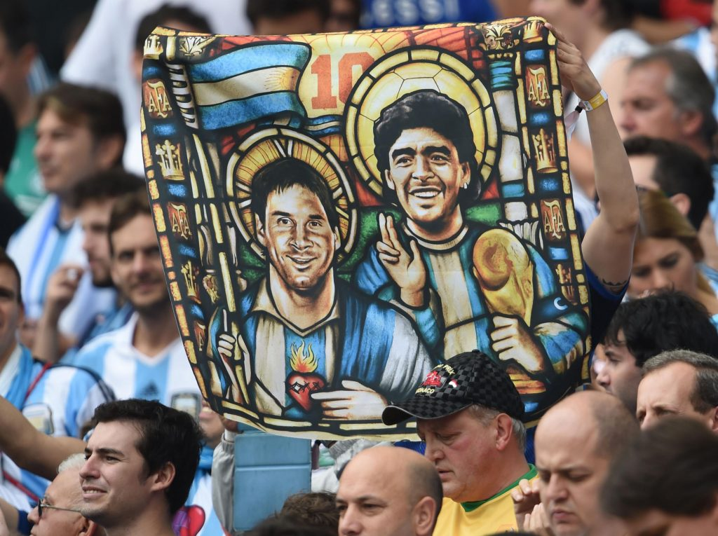 Lionel Messi, Diego Maradona and why the brilliance of the true greats will forever echo down the ages - NewsGroove Uk