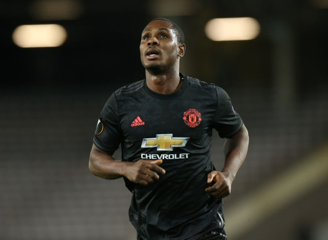 Odion Ighalo is keen on joining Manchester United permanently (Picture: Getty)