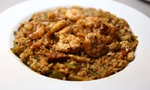 Jambalaya … 'A Friday night special.'
