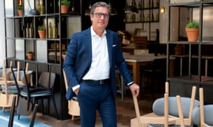 """""""People still have a worry about crowds, and big hotels say many people,"""" said Thomas Dubaere, Accor's chief operating officer for northern Europe."""