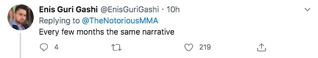 Dubious: Some of his fans doubted the truth of his statement as it isn't the first time he's announced his retirement only to come back to the ring