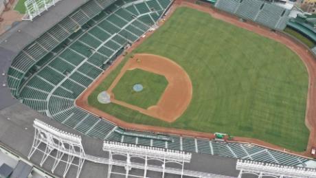 MLB should wrap up baseball season by October, Dr. Fauci tells LA Times