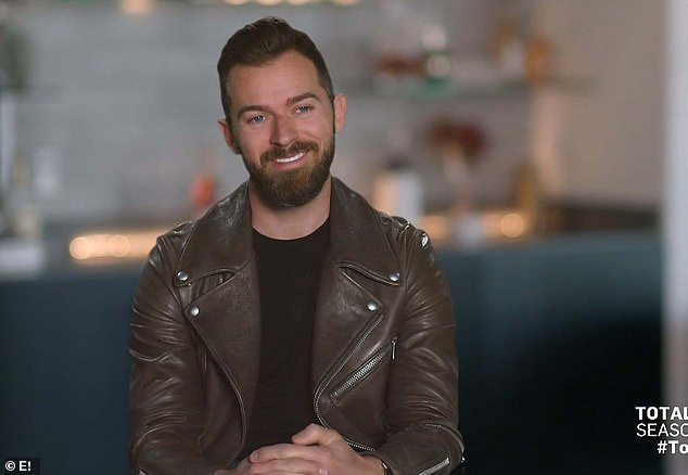 Newly engaged: Artem had already admitted he wanted a little girl, but Nikki swore she didn't care