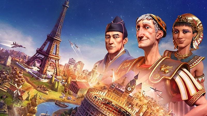 Civilization VI video game
