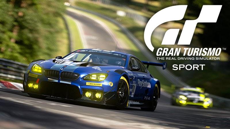 Gran Turismo Sport video game