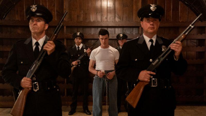 Finn Wittrock as mass murderer Edmund Tolleson in 'Ratched'. (Credit: Saeed Adyani/Netflix)