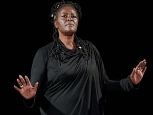 'Joyous to watch' … Sharon D Clarke performs First, Do No Harm as part of The Greatest Wealth series for the Old Vic.