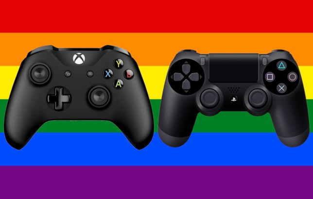 LGBT video game characters