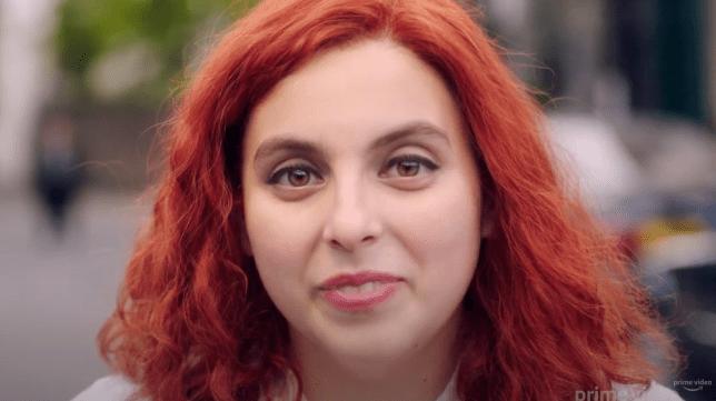 Beanie Feldstein How To Build A Girl