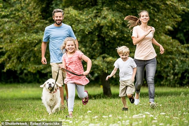 A team of experts from the University of Western Australia studied questionnaires filled in by more than 16,40 households that included children aged two to five. Stock image