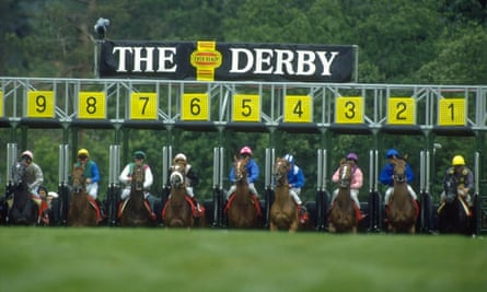 Horses drawn in stall one have a poor record in the Derby.