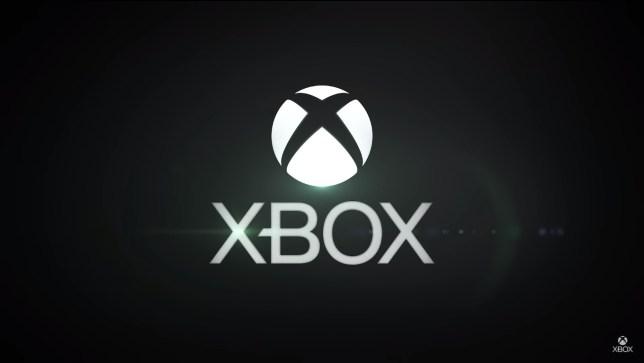 Xbox startup screen