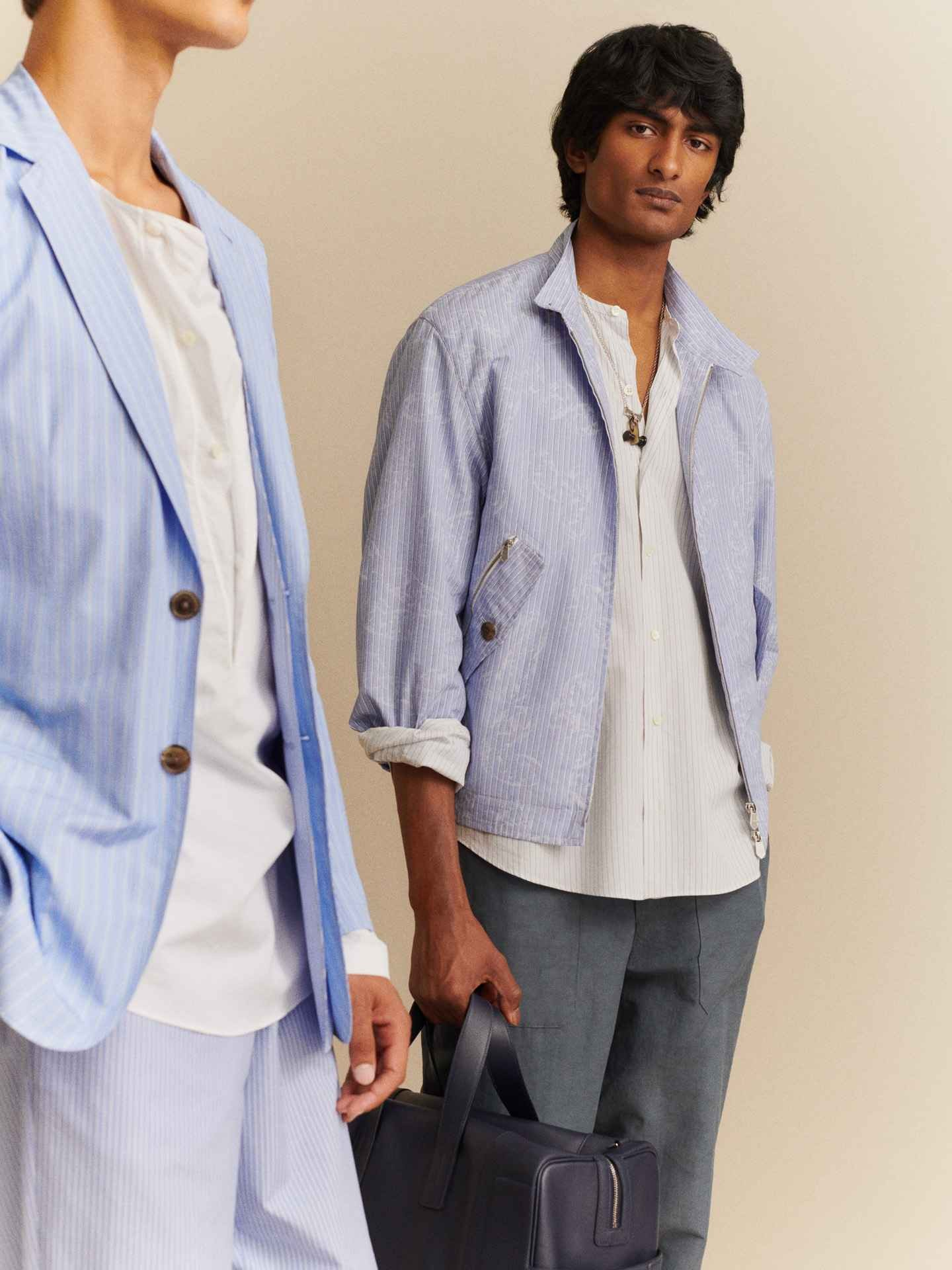 Hermès sets the bar high for digital men's fashion week