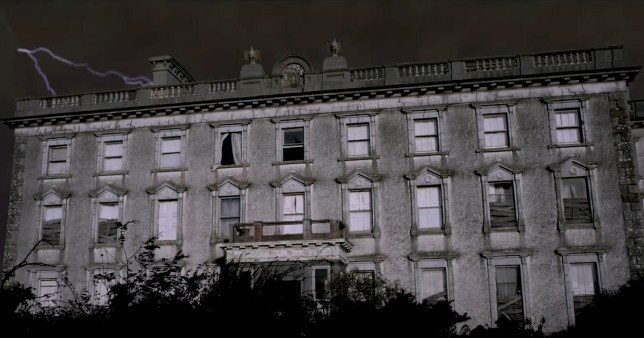 loft hall Ireland's most haunted house