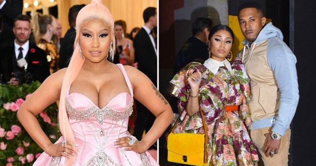 Nicki Minaj's Husband Asks Judge to Allow Him to Be Present for Birth