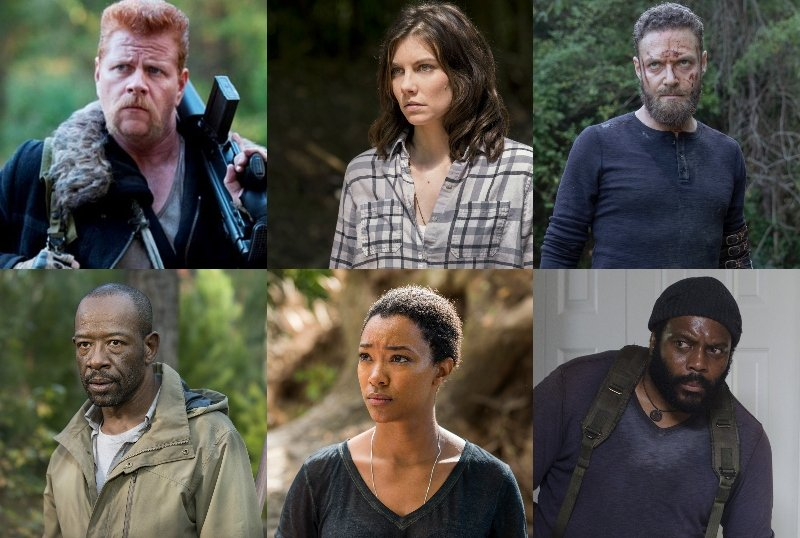 Robert Kirkman's Invincible Adds Six Walking Dead Vets