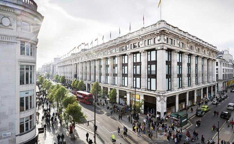 Selfridges to cut 450 jobs as it faces 'toughest year in recent history'