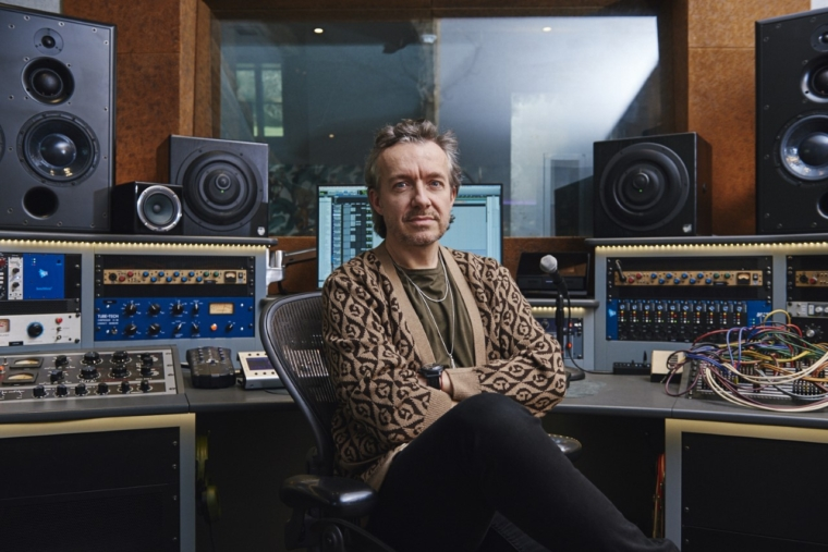 Fraser T Smith has collaborated on hits with Stormzy, Dave and Adele