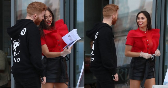Neil Jones goes to Katya Jones book launch