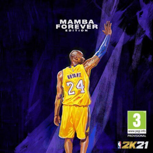 nba 2k21 mamba forever edition pre order