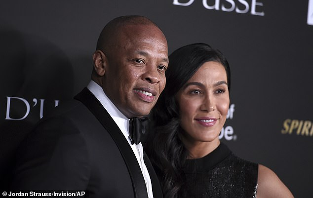 Young filed for divorce in Los Angeles Superior Court on Monday after 24 years of marriage to Dr. Dre