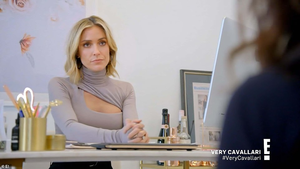 She's the boss: The show documented the inner workings of her company, Uncommon James