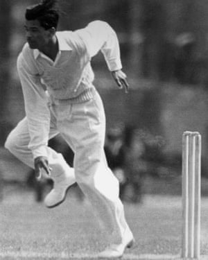 Sonny Ramadhin thought he would be dropped for the second Test against England at Lord's in 1950.