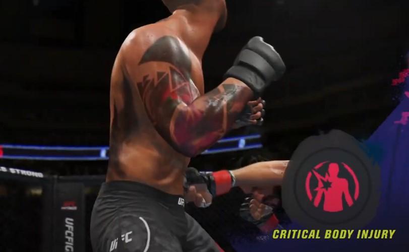 UFC 4 career mode 3