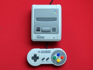 SNES: 'Its lasting influence of the SNES was all down to the games.'
