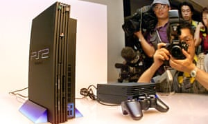 Sony unveils the PlayStation 2.