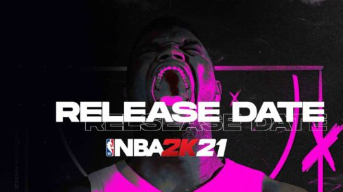 nba2k21 release date