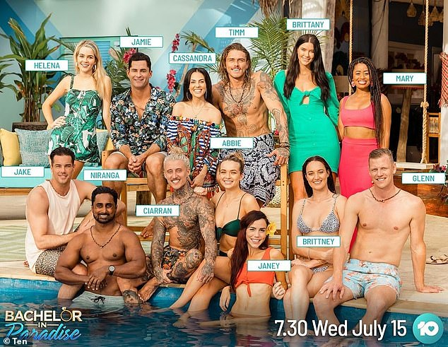 Stay tuned: Bachelor In Paradise Australia continues Thursday from 7:30pm on Channel 10