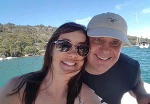 Anita and Jason Lund