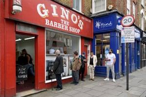 Gino's in Stoke Newington