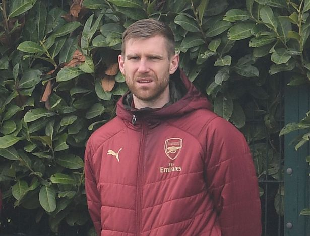 Per Mertesacker is hoping to see a number of academy players leave on loan