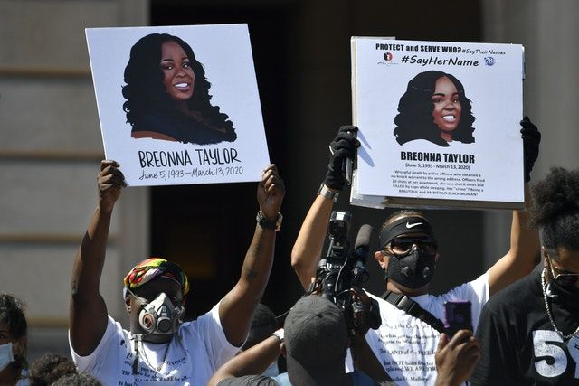 Racial Injustice Breonna Taylor Lawsuit