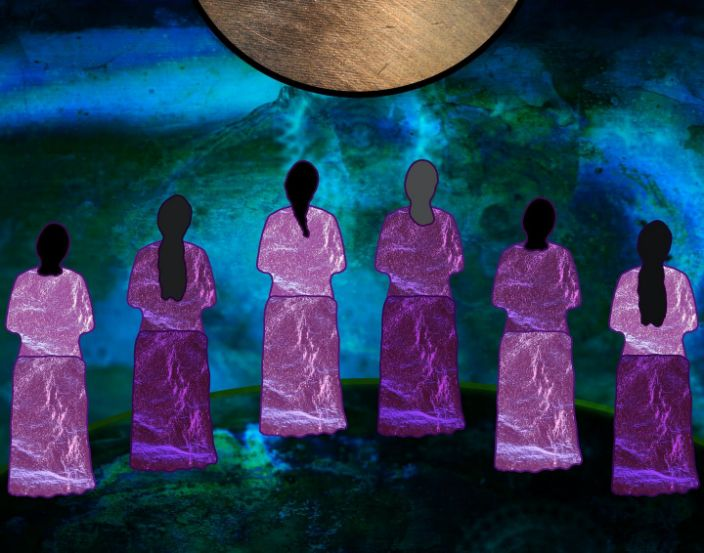"<span class=""caption"">Indigenous games like 'Honour Water' can teach Indigenous values and ceremonial practices.</span> <span class=""attribution""><a class=""link rapid-noclick-resp"" href=""http://www.honourwater.com/"" rel=""nofollow noopener"" target=""_blank"" data-ylk=""slk:Honour Water/Elizabeth LaPensée"">Honour Water/Elizabeth LaPensée</a>, <a class=""link rapid-noclick-resp"" href=""http://creativecommons.org/licenses/by-nd/4.0/"" rel=""nofollow noopener"" target=""_blank"" data-ylk=""slk:CC BY-ND"">CC BY-ND</a></span>"