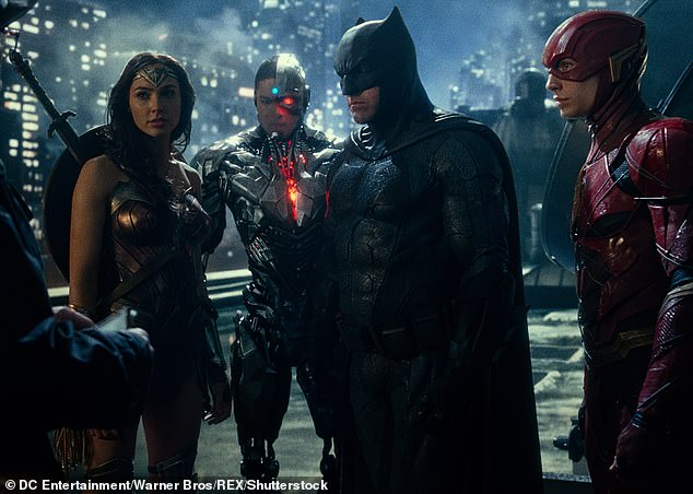Attempted meetings: It comes after Warner Bros. released a statement Friday: 'This investigator has attempted multiple times to meet with Mr. Fisher to discuss his concerns but, to date, Mr. Fisher has declined to speak to the investigator'