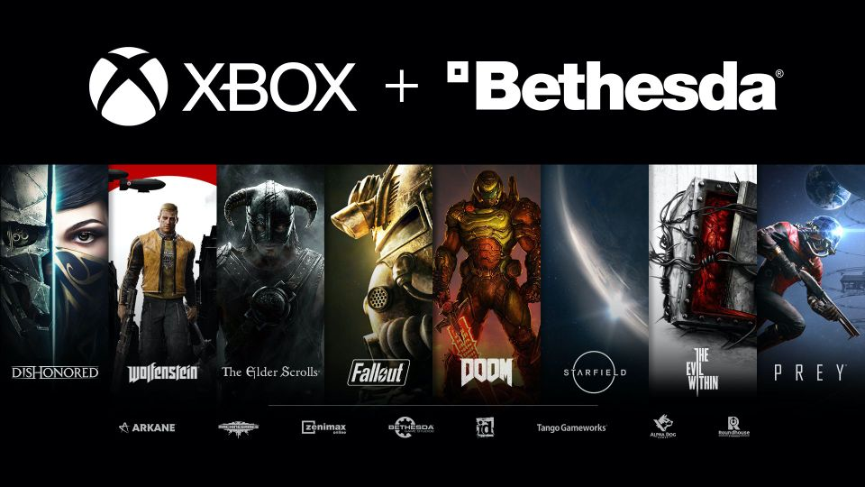 Microsoft's $7.5 billion acquisition of Bethesda parent company ZeniMax is a opportunity for it to crush Sony in the coming console war. (Image: Microsoft)