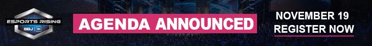 Esports Rising 2020 Agenda Announced