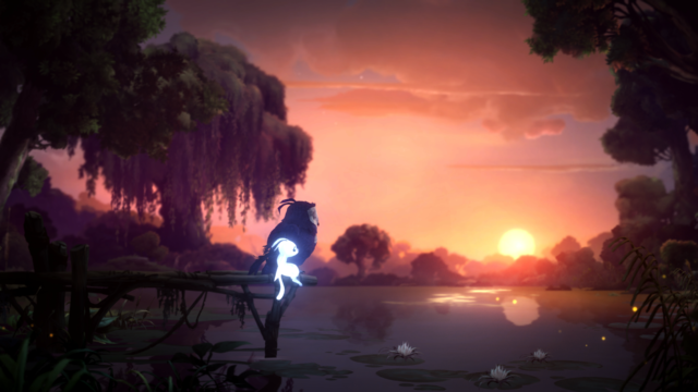 The gorgeous Metroidvania<em>Ori and the Will of the Wisps</em>is one of our favorite games of 2020.