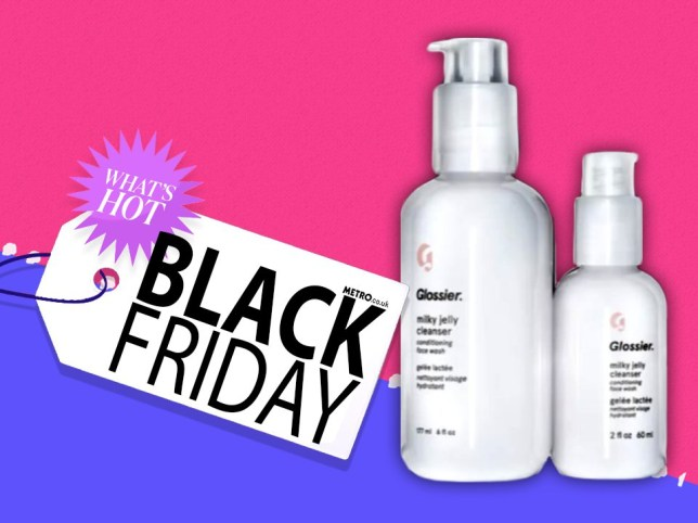Black Friday Glossier