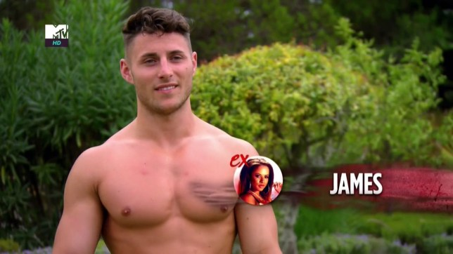 James Moore, Ex On The Beach