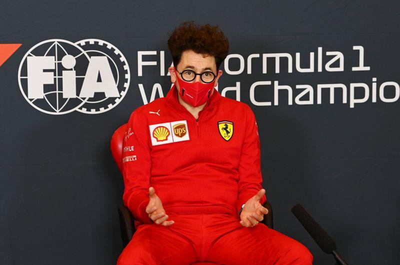 © Reuters. Emilia Romagna Grand Prix