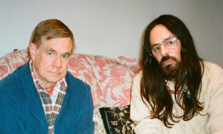 Gus Van Sant and Alessandro Michele.