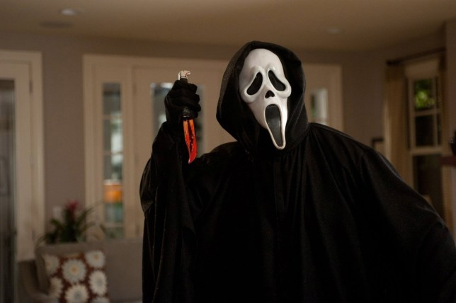 Still from Scream 4