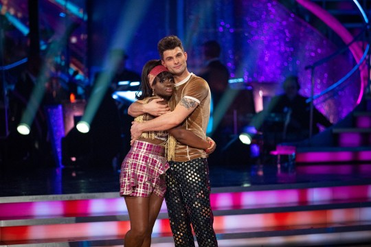 Clara Amfo voted off Strictly