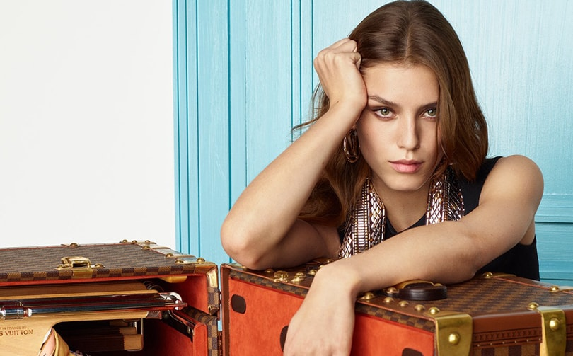 Video: Louis Vuitton shares holiday campaign featuring Alicia Vikander